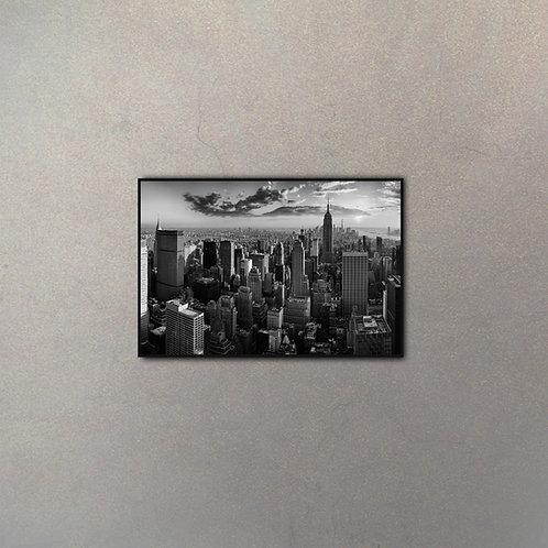 Vista Aérea New York I
