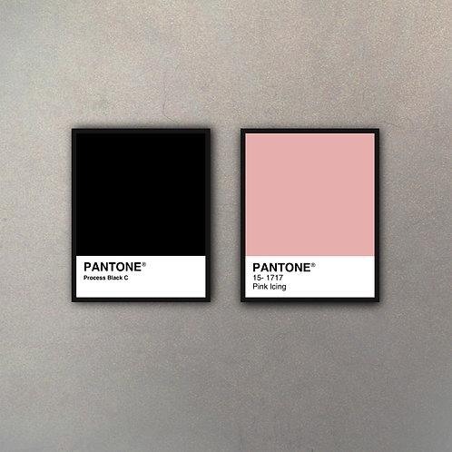 Set Pantone I
