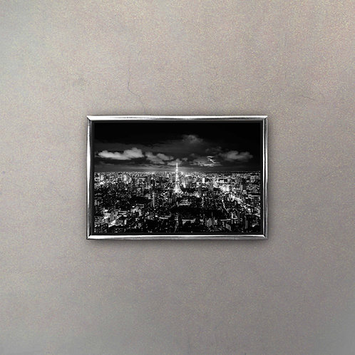 Vista Tokyo I (Canvas)