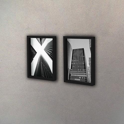 Set Edificios New York I