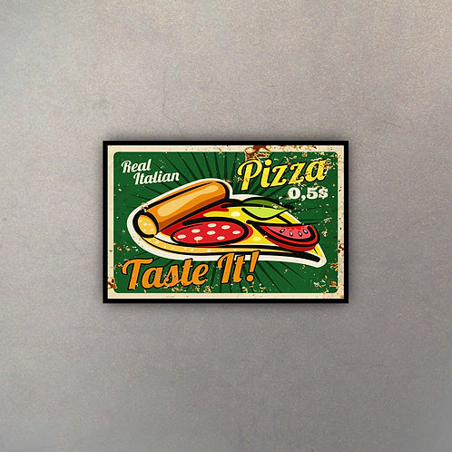 Italian Pizza III