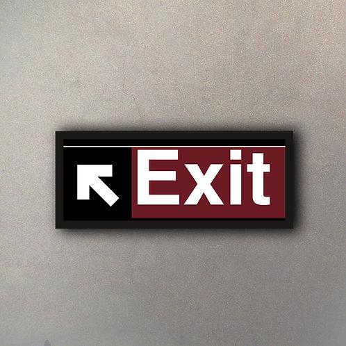 NYC Subway Exit