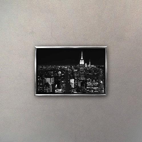 Vista New York IV (Canvas)