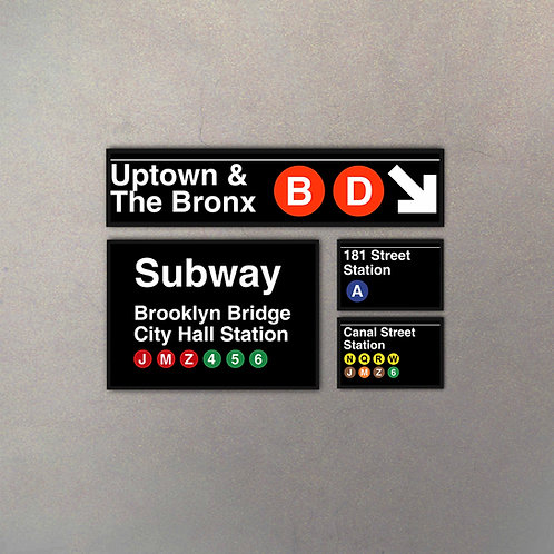 Combo NYC Subway II