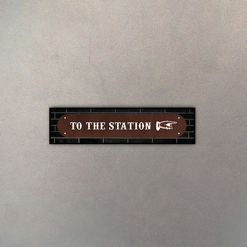 Cartel To The Station
