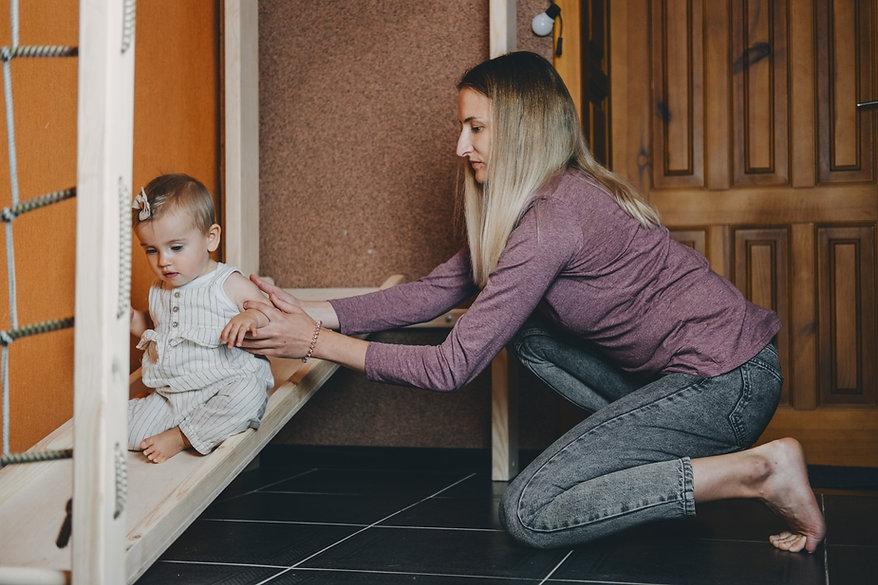 Toddler gymnastics - Oklahoma City Gymnastics
