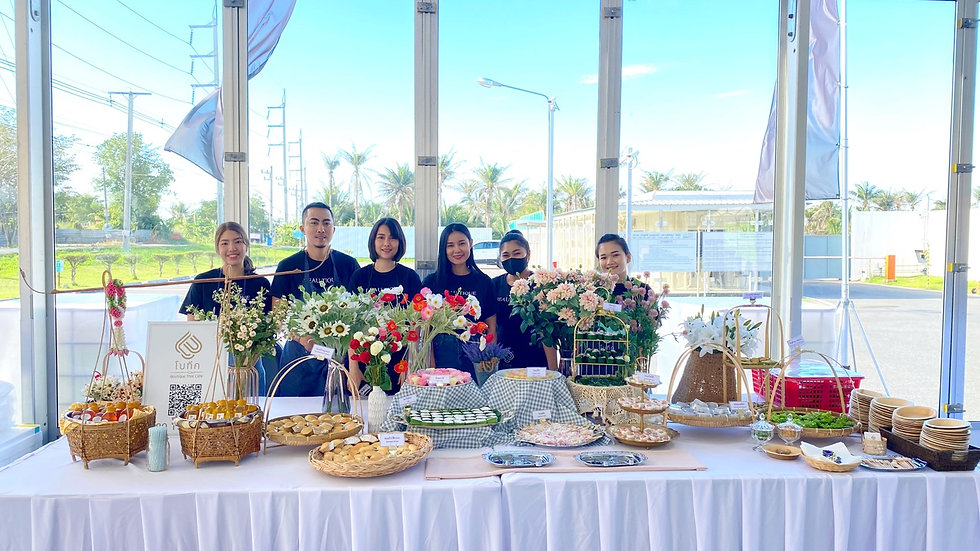 Catering Thai Dessert