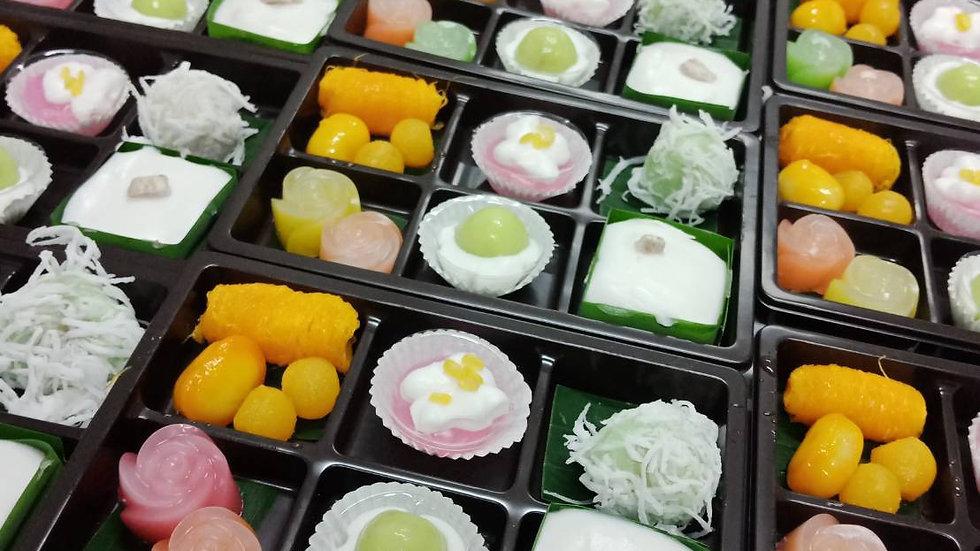 ชุดเบรคขนมไทย 6 ชนิด