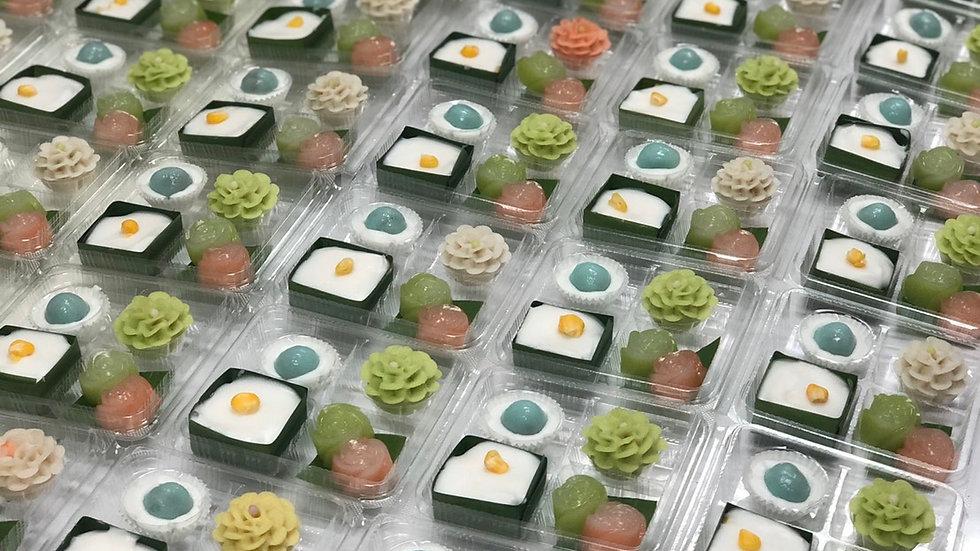 ชุดเบรคขนมไทย 4 ชนิด