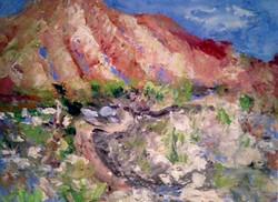 Arroyo White Water Canyon