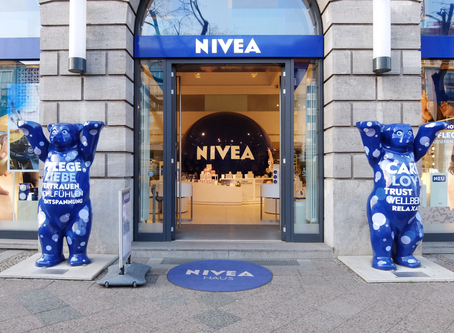 NIVEA HAUS ベルリン