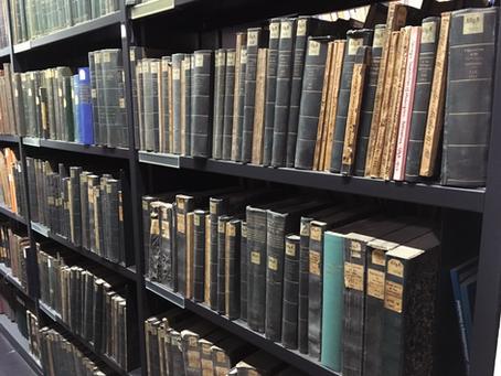 本好きにはたまらない!?重厚な雰囲気の大学図書館