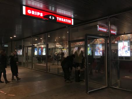 ベルリン・グリップスシアターで、「地下鉄1号線」を観る