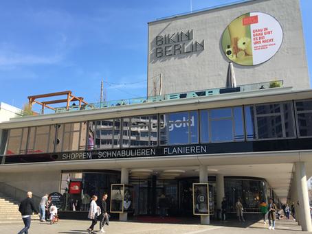 文化財保護建築物をコンセプトモールにしたBIKINI BERLIN