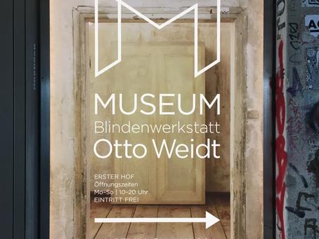 ナチス政権下で静かに戦い続けた人、オットー・ヴァイト盲人作業所博物館