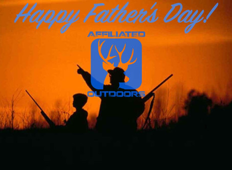 Thank an Outdoor Mentor this Father's Day