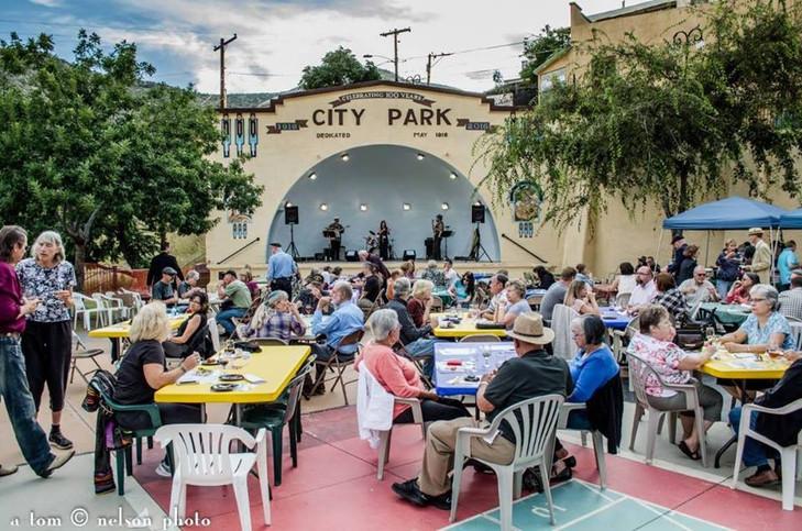 2020 A Taste of Bisbee - October 10 at City Park 5-9pm