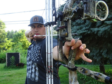 Bowhunting: Realistic Practice Makes Perfect