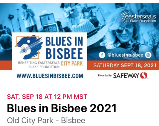 Blues in Bisbee 2021