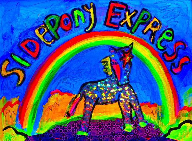 Annual Sidepony Express Music Festival, always second weekend of November