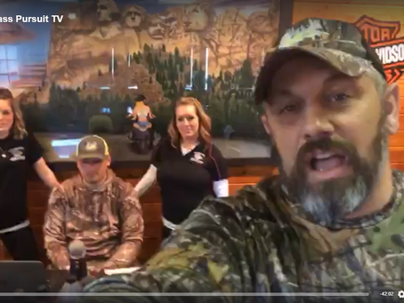 MPTV Goes Live On The Affiliated Outdoors Podcast