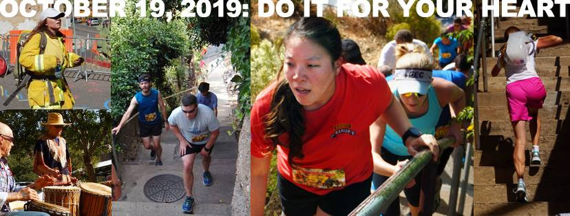 Bisbee 1000 Stair Climb - always the third Saturday of October