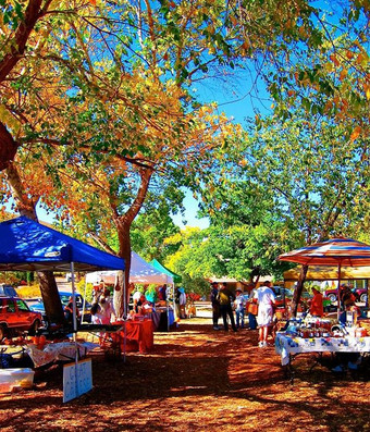 Bisbee Farmers Market at La Ramada every Saturday at 9am to 1pm