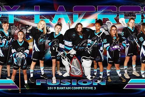 Tournament Team Poster