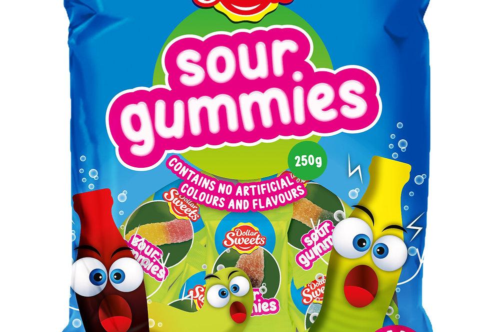 Sour Gummies