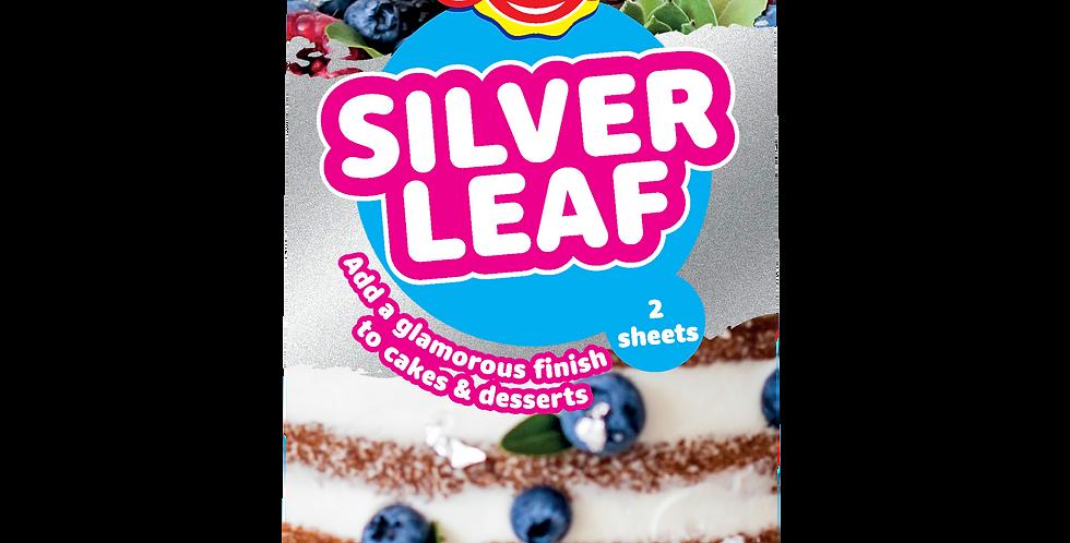 Edible Silver Leaf