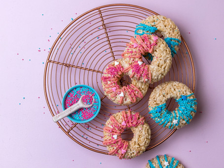 Rice Kispie Donuts
