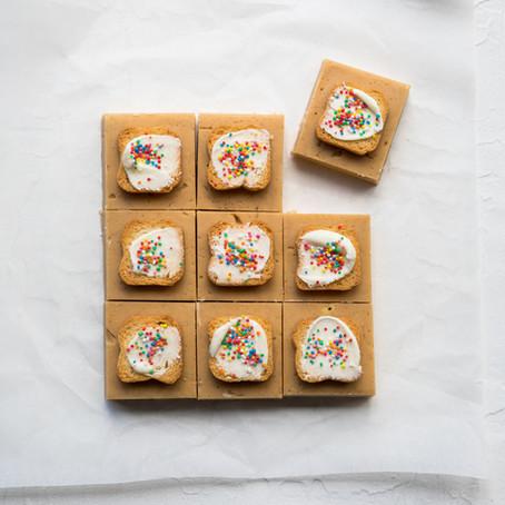 Fairy Bread Fudge