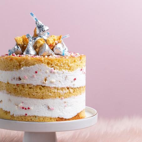 Milk Bar Valentine's Kisses Cake