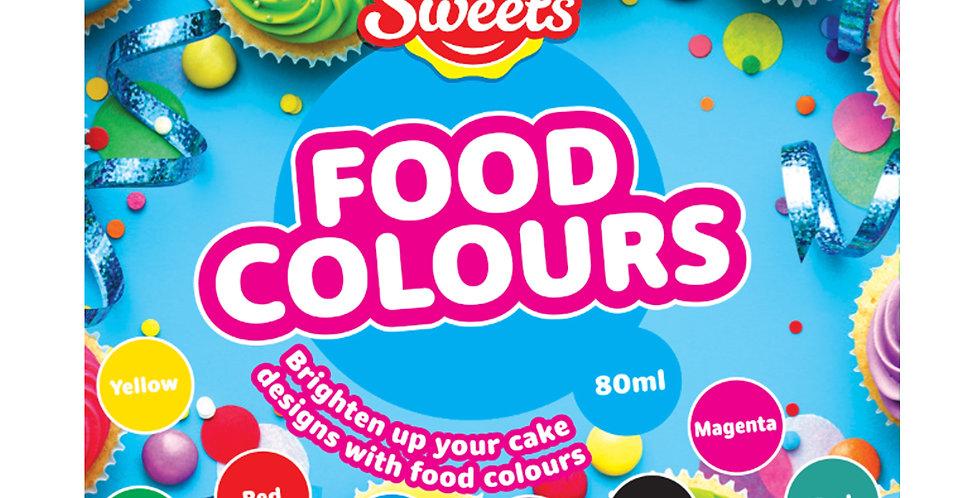 Artificial Food Colours