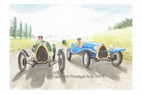 Bugattis