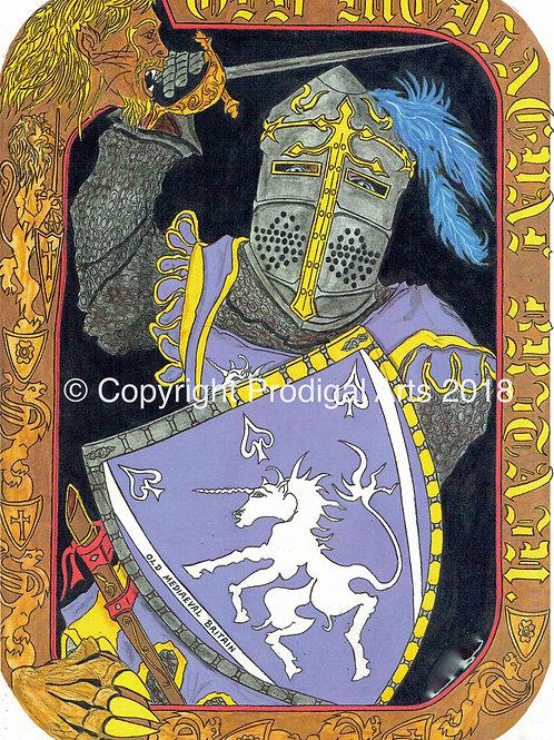 Old Medieval Britain