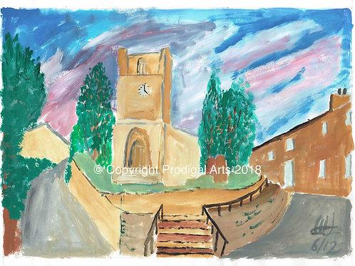 Thornton Dale Church
