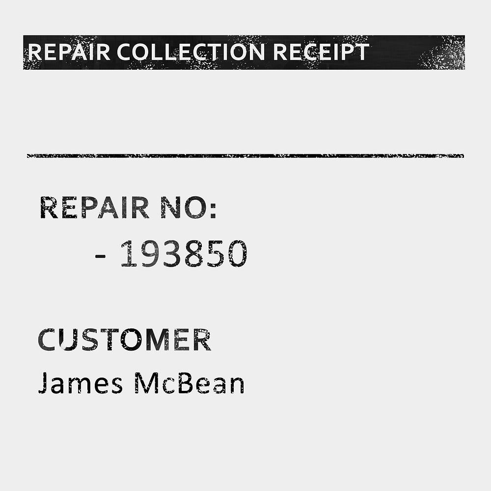 Repair ID 193850