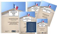 CODEX Action lance des organiseurs Maire et Conseillers municipaux... Adjoint, DGS, Secrétaire...