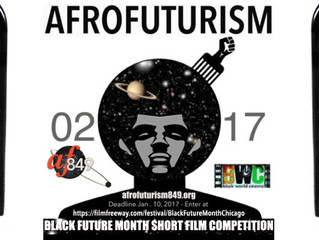 Destiny - A Red Creative Film production  selected as a finalist in the Afrofuturism Film Festival