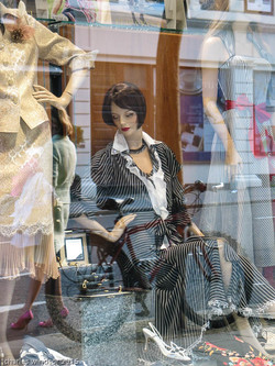 Mannequin Reflections