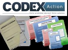 CODEX Action lance sa boutique  le 6 janvier 2020...
