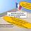 Thumbnail: Registre d'activité du service administratif de mairie A4 spirale 80 pages