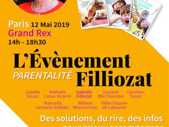 EVENEMENT AU GRAND REX