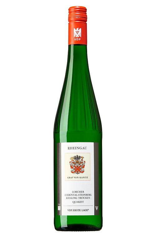 Lorcher Bodental – Steinberg Riesling trocken QUARZIT