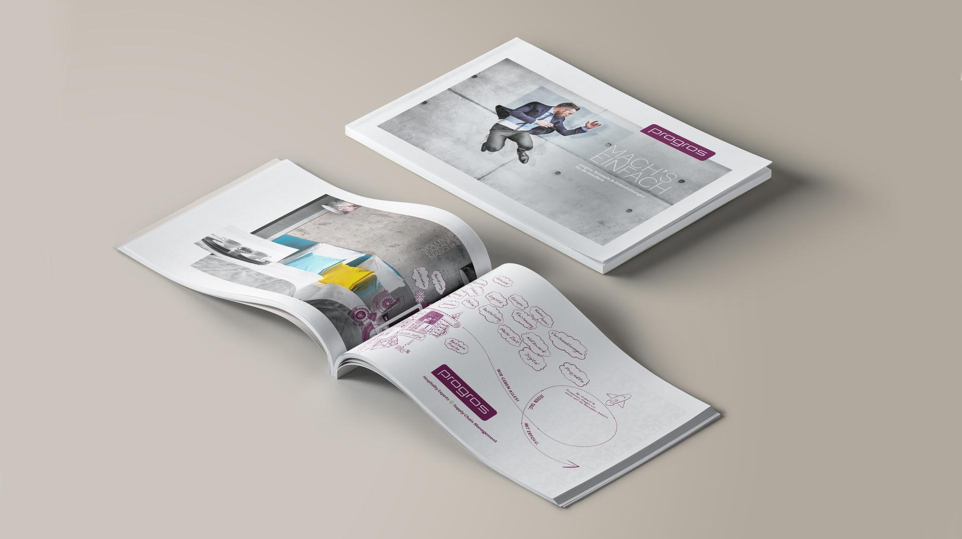 Print Broschüre