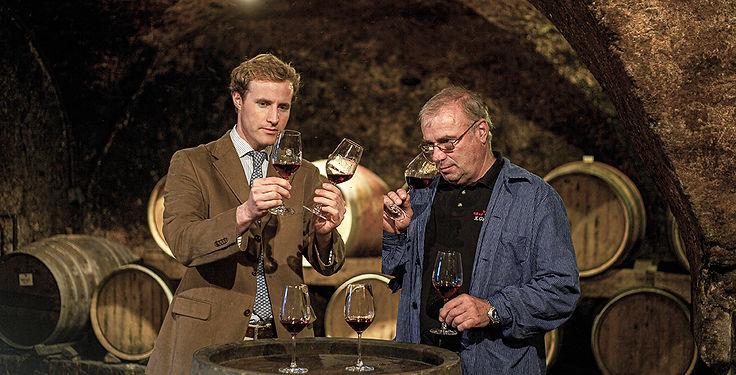 Graf von Kanitz, Wein, Lage, Weinbau, Weinausbau, Kanitz