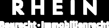 Logo Rhein & Partner Anwälte Baurecht Immobilienrecht