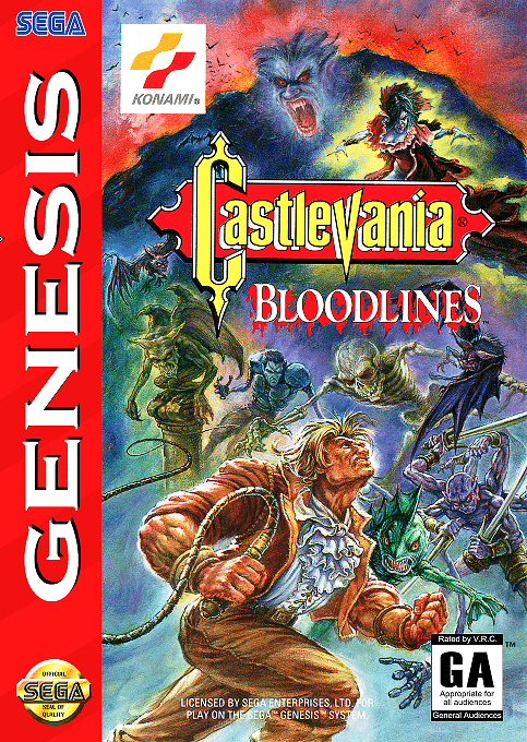 S4 EP5:Castlevania Bloodlines/High Cost of Used Consoles/Hypothetical Scenarios/Favorite Light Gun G