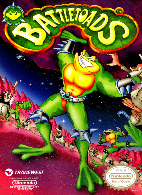 S4 EP15: Battletoads (NES)/Cheers (TV Show) Recast with Video Game Characters